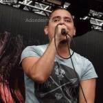 Akasha en Concierto Contra el Viento de Percance