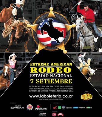 Permisos del Extreme American Rodeo estan listos