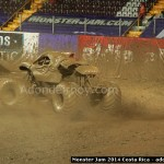 Carreras Monster Jam 2014 Costa Rica