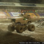 Carreras Monster Jam 2014 Costa Rica - 056