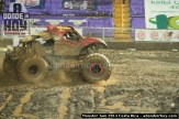 Wheelies Monster Jam 2014 Costa Rica