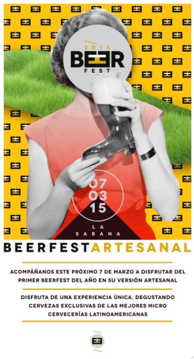 Beerfest 2015 Primera Fiesta de Cerveza Artesanal