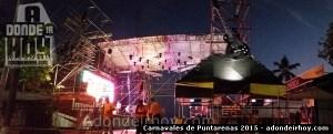 Barra Imperial Carnavales de Puntarenas 2015