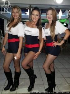 Tope Pilsen Carnavales Puntarenas 2015