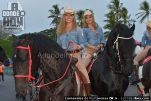 Tope Pilsen Carnavales de Puntarenas 2015