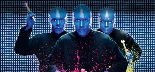Blue Man Group en Costa Rica