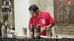 Concurso de Bartenders Angostura 2016