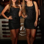 Michelle Arias y Gabriela Gorden Lanzamiento video Por Ultima Vez de Debi Nova