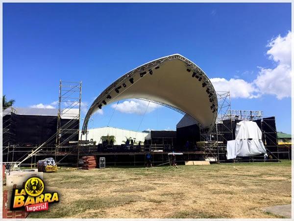 Barra Imperial 2016 Fiestas Palmares Nuevo Formato
