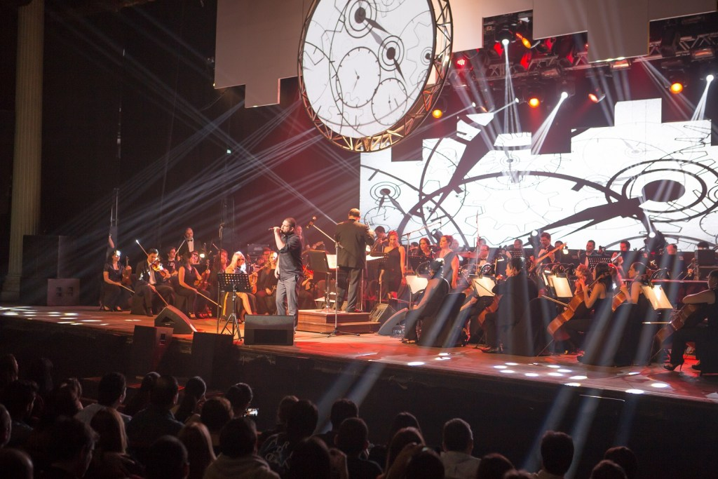Orquesta Filarmónica Tributo a Pink Floyd