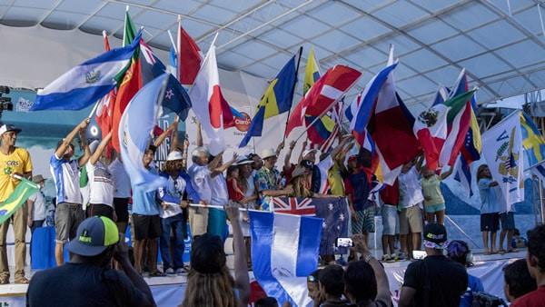 33 Naciones Confirman Mundial de Surf Costa Rica 2016