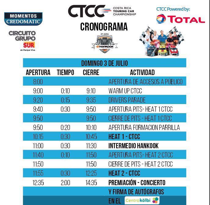 Final CTCC 2016 - Adrenalina y Música