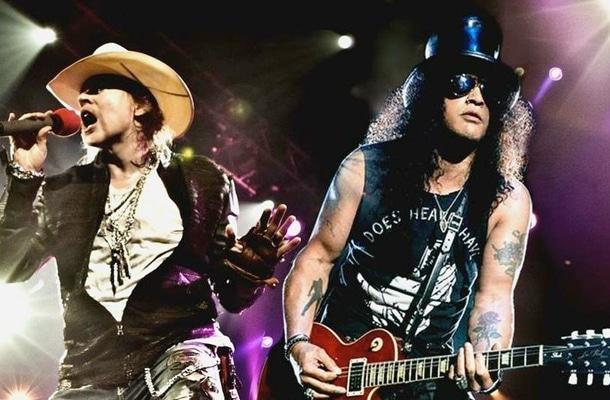 A la Venta Entradas al Concierto de Guns n Roses en Costa Rica