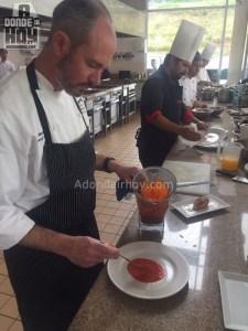 Chef Jeff Mosher y 50 Aniversario Bodega Robert Mondavi Costa Rica