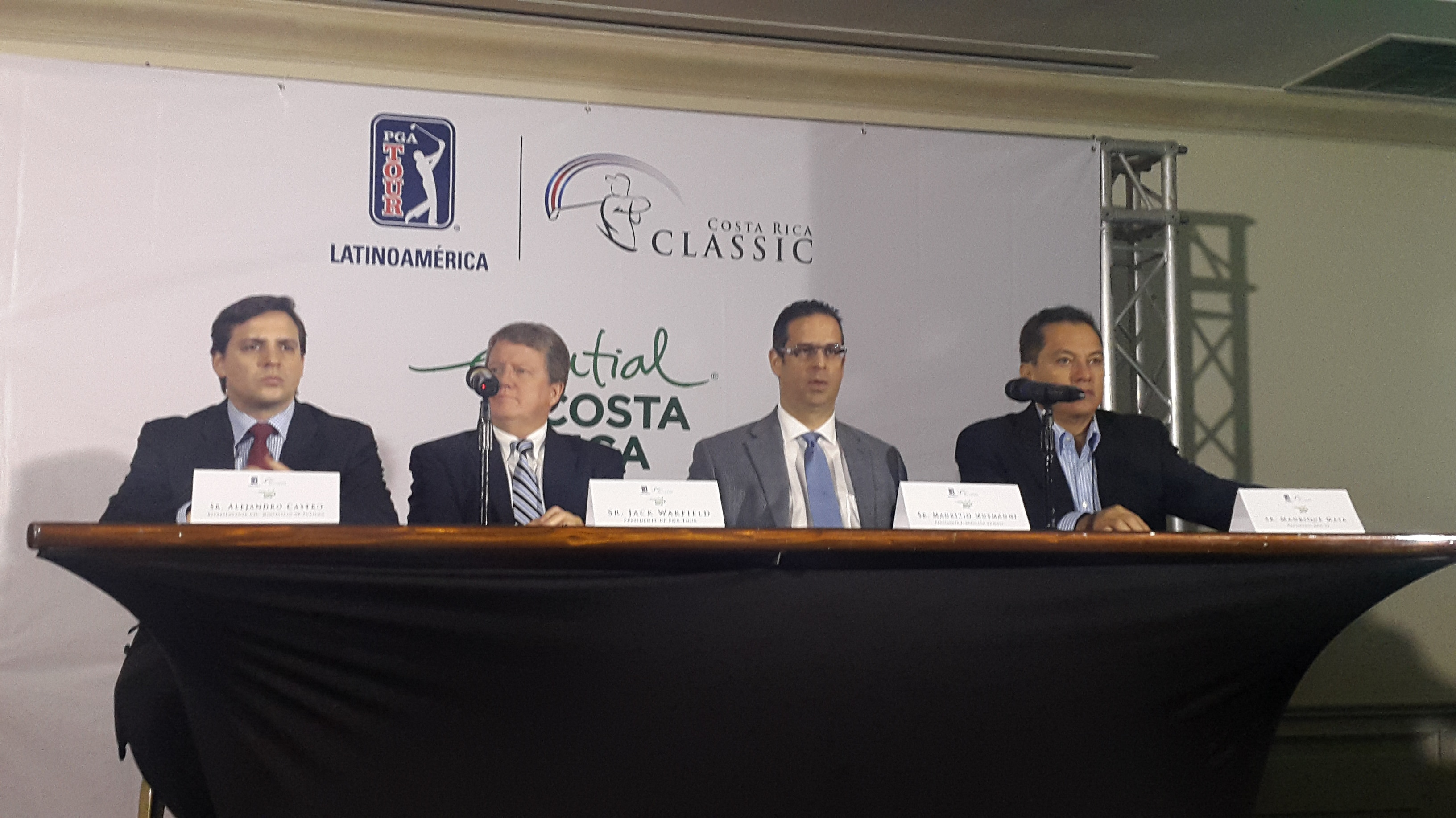 2017 Costa Rica Classic será sede del PGA Tour Latinoamerica