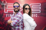 Boris Alonso y Keyla Sánchez