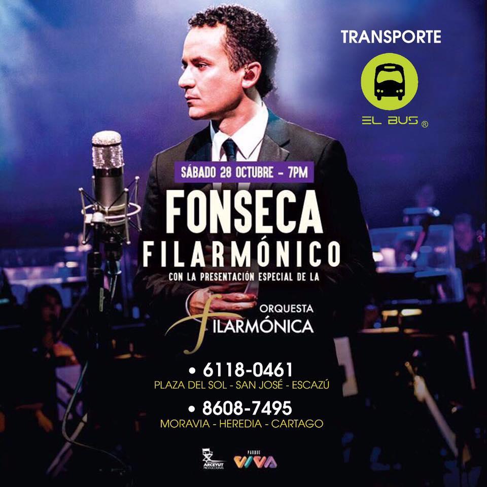 Fonseca Filarmónico en Costa Rica