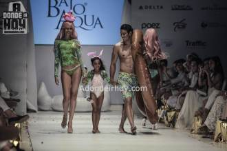 Bajo Aqua MBFWG 2015