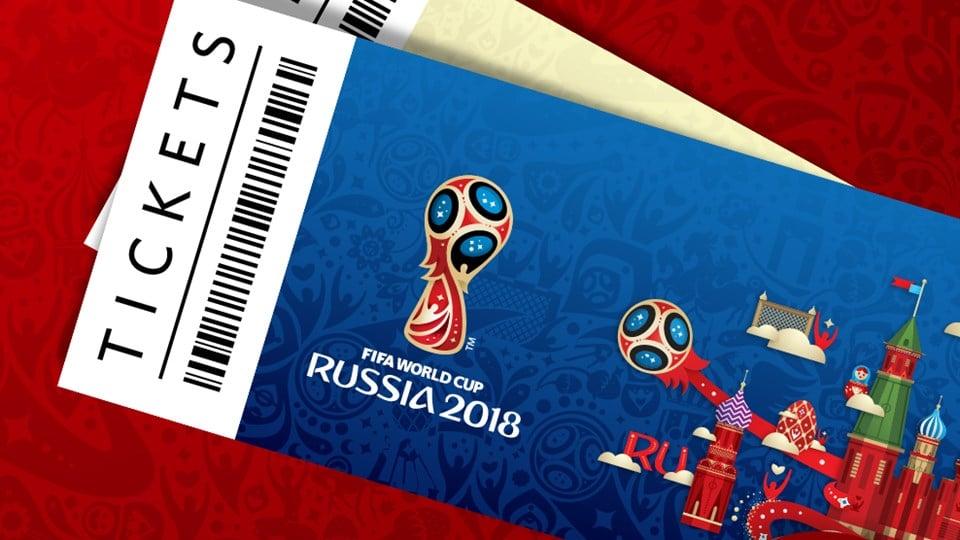 Entradas Mundial Rusia 2018