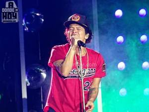 Fotos Bruno Mars en Costa Rica 2017