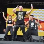 Wisin Concierto Internacional Palmares 2018