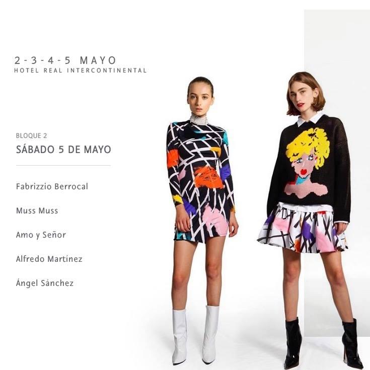 Horario Pasarelas Mercedes Benz Fashion Week San José 2018