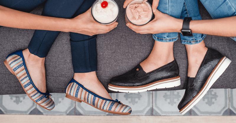 Top 5 tendencias en zapatos