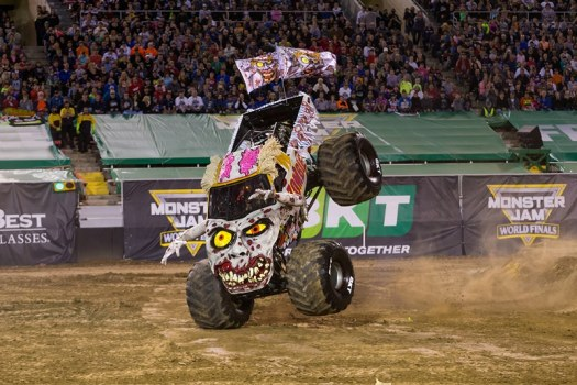 Monster Jam 2018 Costa Rica