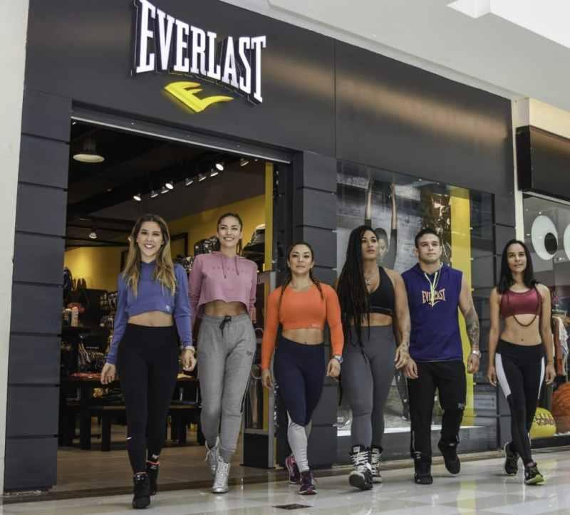 Tienda Concepto Everlast Costa Rica