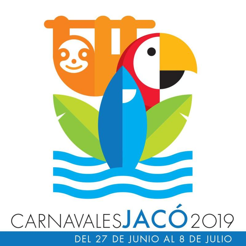 carnavales jacó 2019