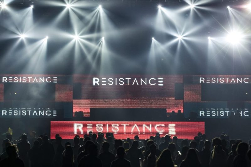 Resistance Costa Rica 2019