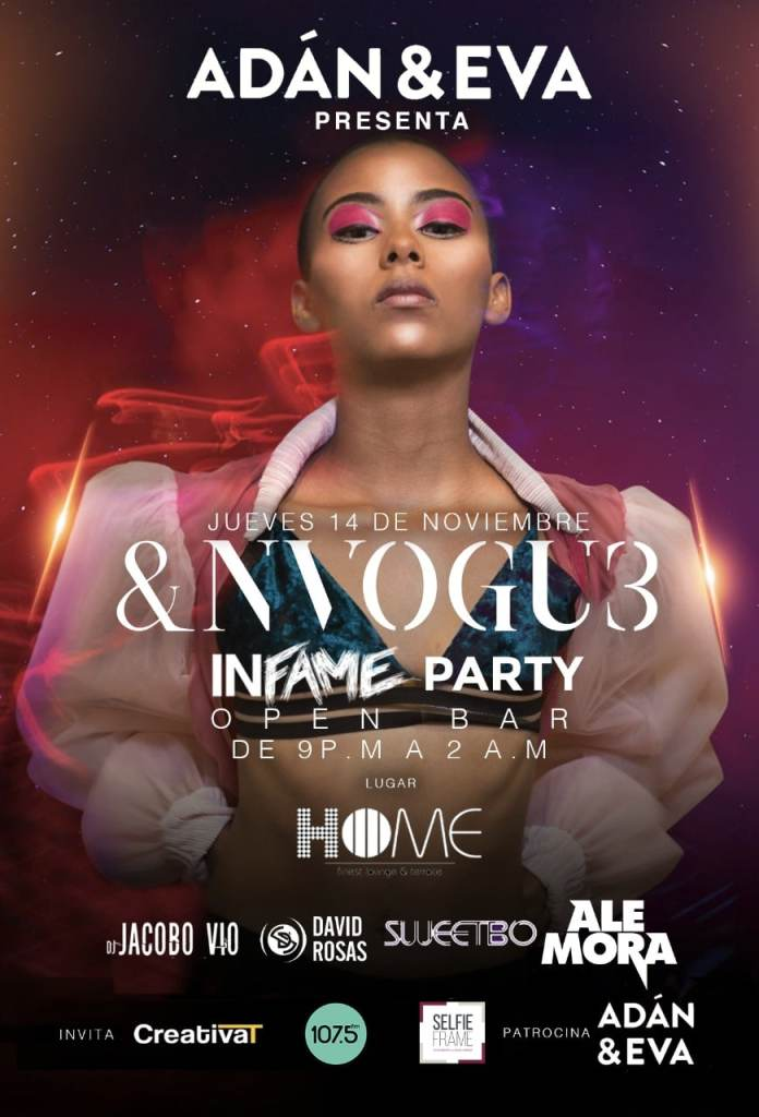 Infame &NVOGU3 INFAME Party