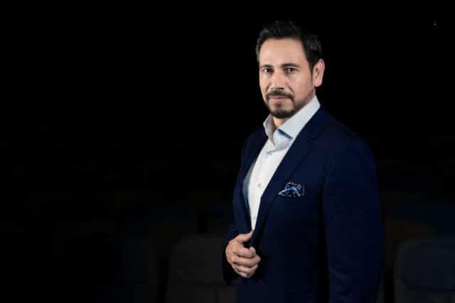 Concierto de Ricardo Bernal como solista