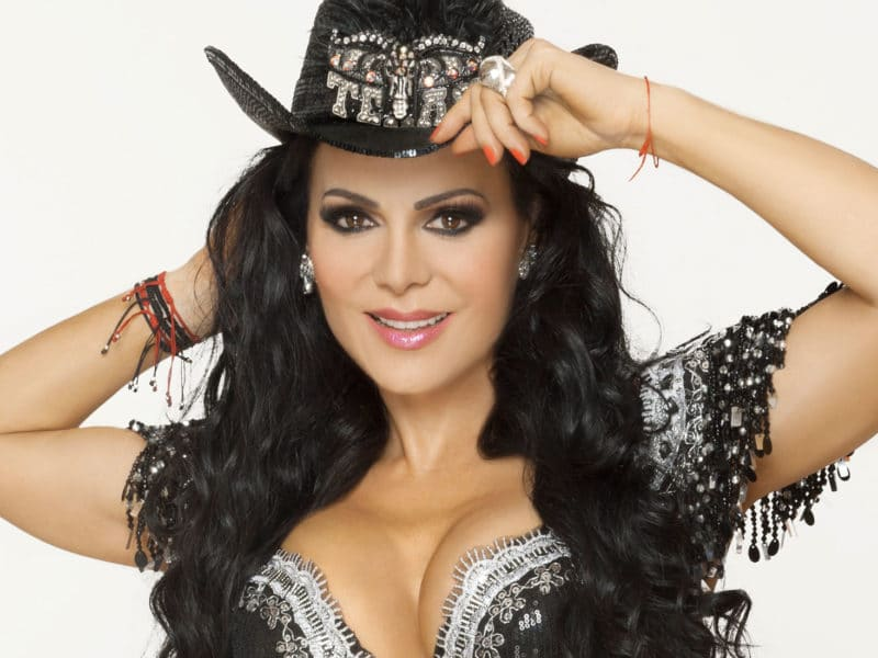 Maribel Guardia en Tilarán 2020