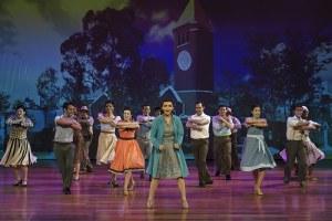 """""""Henrietta, el musical"""" una serenata a Costa Rica - ensayos 2 - ADIH"""