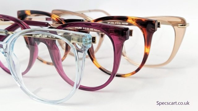 trends in women's glasses