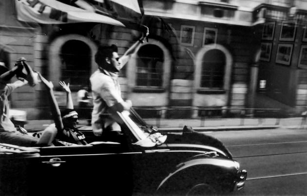 Milano, anni ottanta