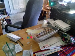 work-on-desk