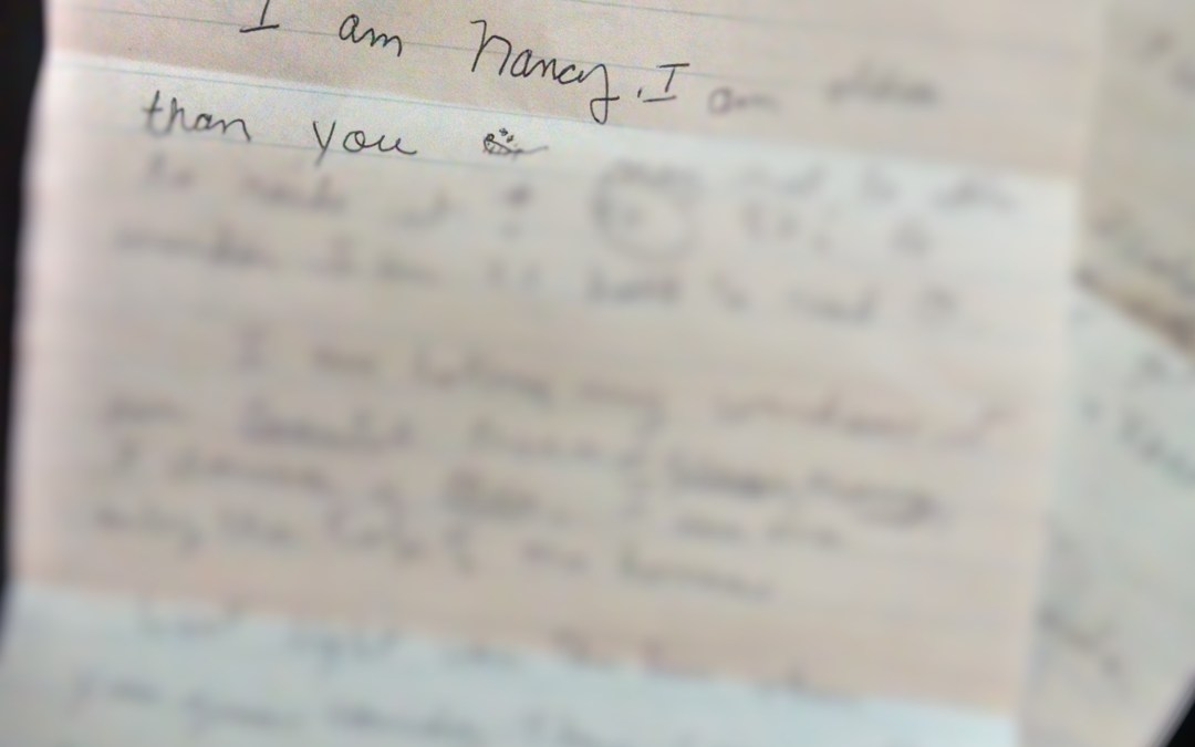 Letters From Angels: Anyone Can Write a Letter