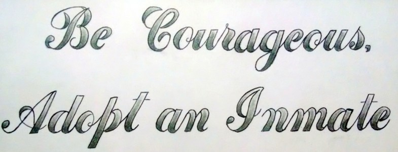RFloyd Be Courageous