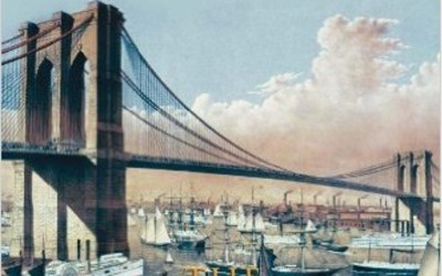 Review of The Great Bridge by David McCullough