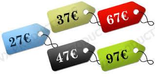 Combien coûte un article de blog?