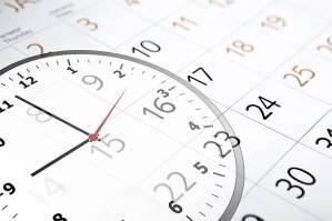 calendrier editorial