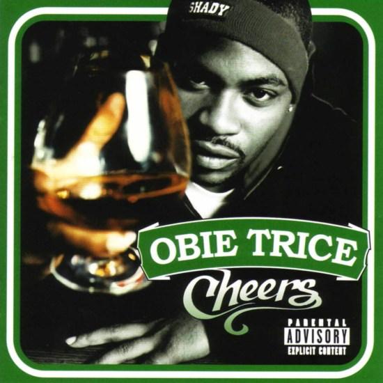 OBIE TRICE - Cheers (portada)