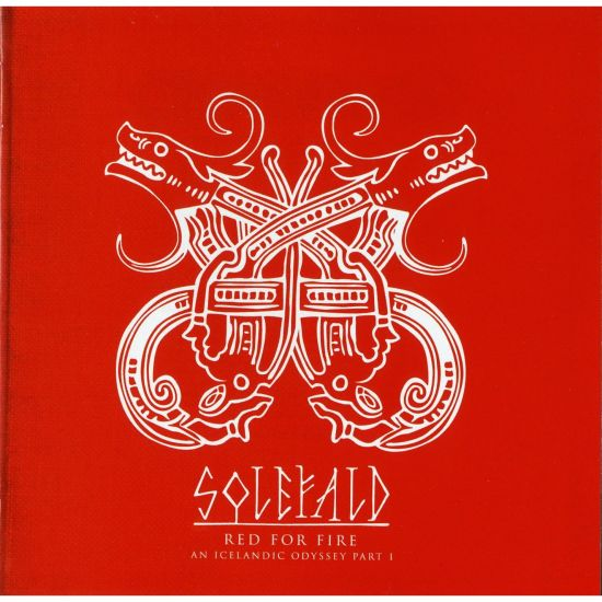 solefald Red-For-Fire-An-Icelandic-Odyssey-Part-I-cover