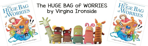 1st Book Review!: The Huge Bag of Worries by Virginia Ironside