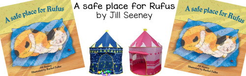 2nd Book Review: A Safe Place for Rufus by Jill Seeney