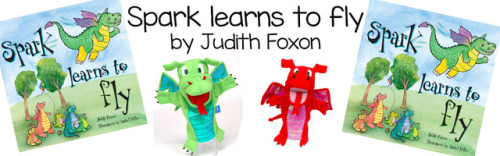 Book Review 4: Spark Learns to Fly by Judith Foxon