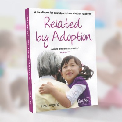 Book - Related by Adoption by Hedi Argent