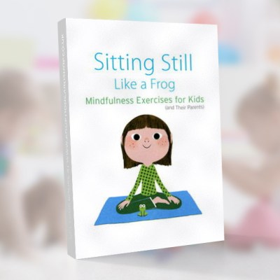 Book - Sitting Still like a Frog by Eline Snel